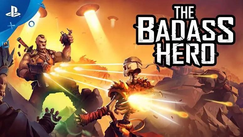 The Badass Hero Gameplay Trailer
