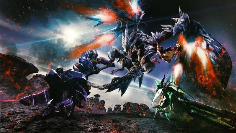 Monster Hunter Generations Ultimate 1