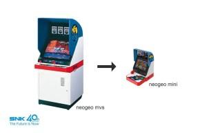 NeoGeo MVS Mini 1