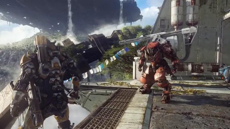 Anthem E3 2018
