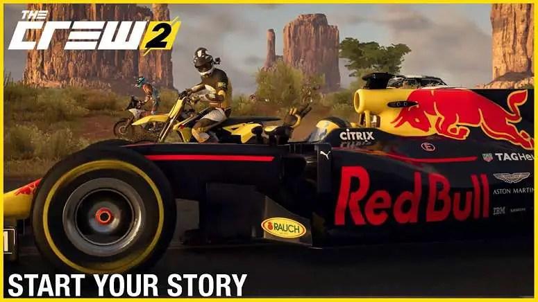 The Crew 2 E3 Trailer