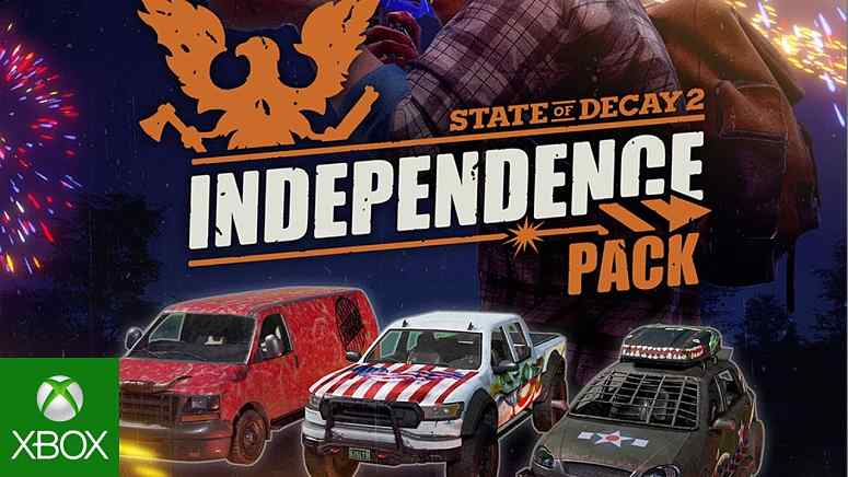 State of Decay 2 Independence Pack DLC