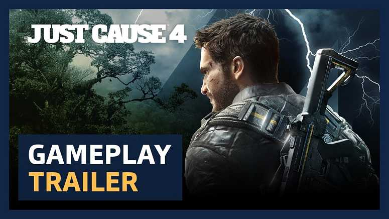 Just Cause 4 E3 trailer