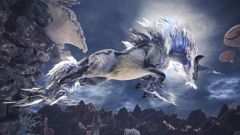 Tempered Kirin Monster Hunter World