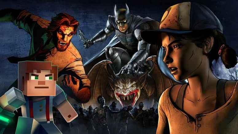 Telltale Ditching Old Engine