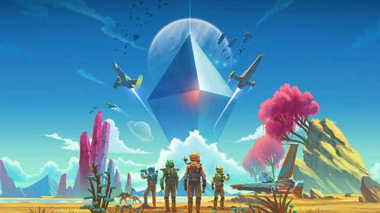 No Man's Sky NEXT Update adding multiplayer
