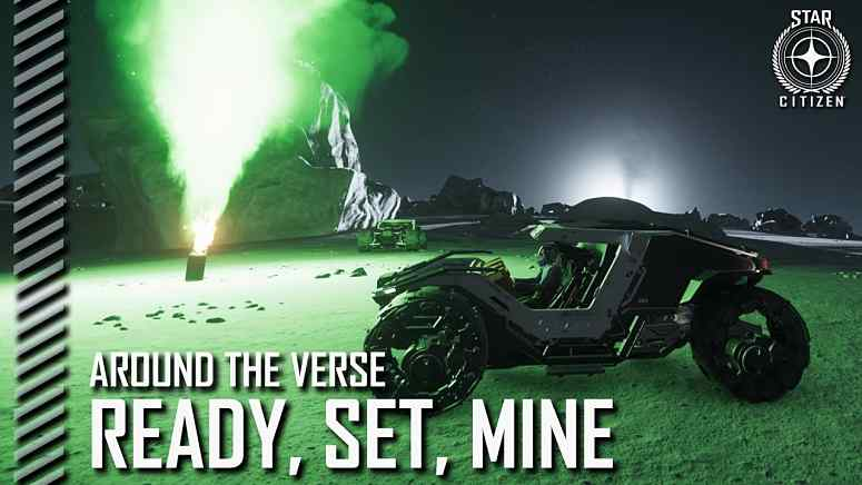 Around The Verse, Ready Set Mine