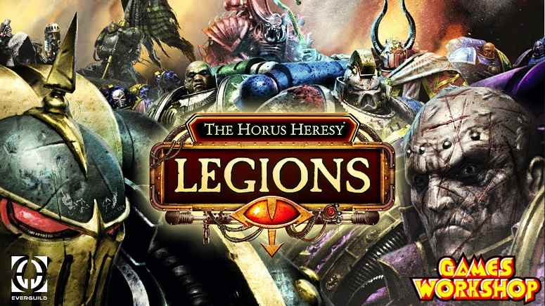Horus Heresy Leions Release Date
