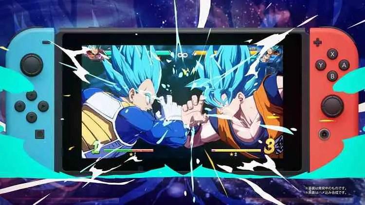 Dragon Ball FighterZ Switch Trailer