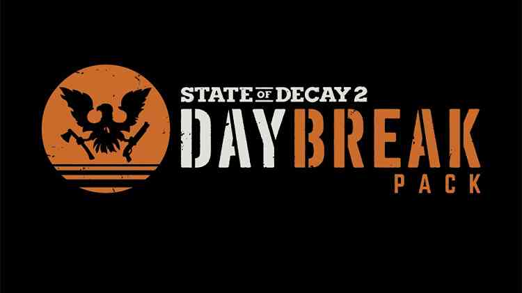 State of Decay 2 Daybreak DLC Pack announced