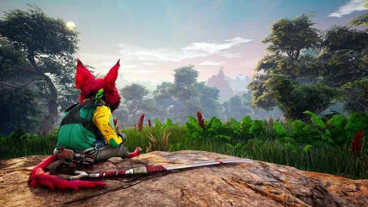 Biomutant has been delayed