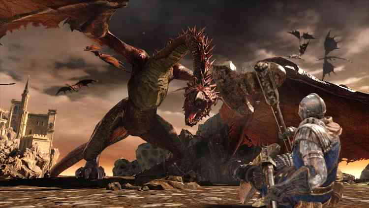Dark Souls Trilogy Announced for PS4 and Xbox One