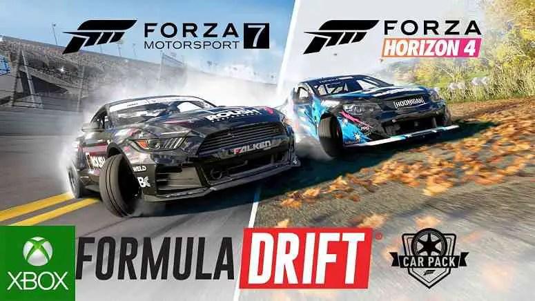 Forza Horizon 4 Formula Drift DLC