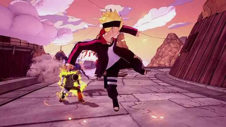 Naruto to Boruto: Shinobi Striker Class Trailer
