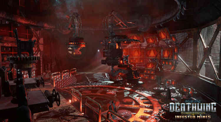 Space Hulk: Deathwing launches new Infested Mines DLC