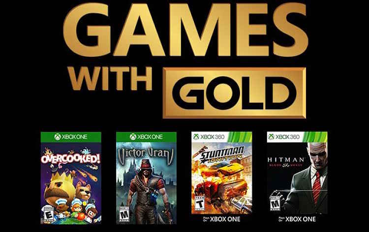 October 2018 Xbox Games With Gold