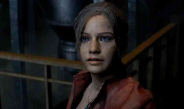 Resident Evil 2 Remake TGS 2018 Demo Gameplay