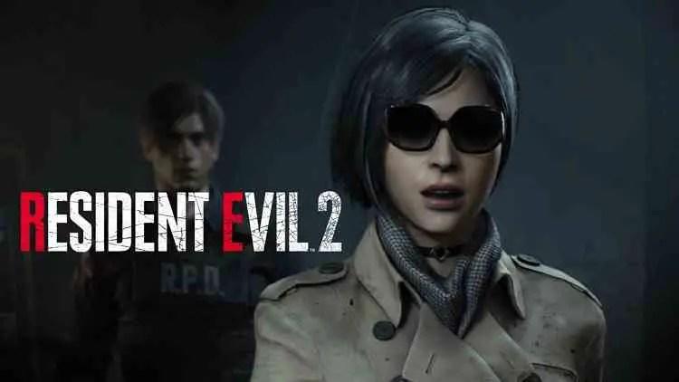 Resident Evil 2 Story Trailer