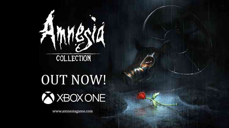Amnesia Collection Arrives for Xbox One