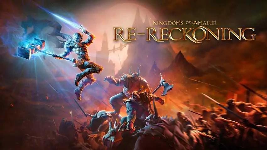 Kingdoms of Amalur: Reckoning Remaster