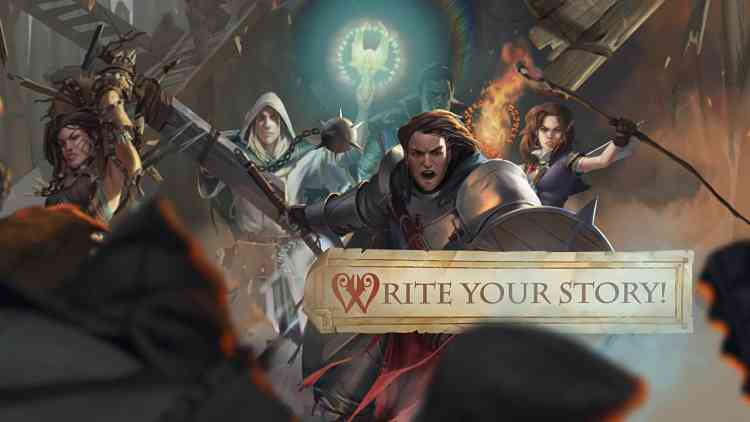 Pathfinder: Kingmaker Character Creation