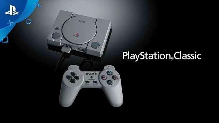 PlayStation Classic Mini-Console