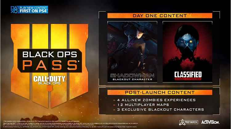 Call of Duty: Black Ops 4 Zombies Classified Trailer