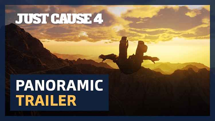 Just Cause 4: Panoramic Trailer