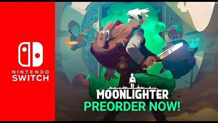 Moonlighter Release Date Trailer