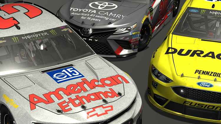 NASCAR Heat 3 October DLC Pack