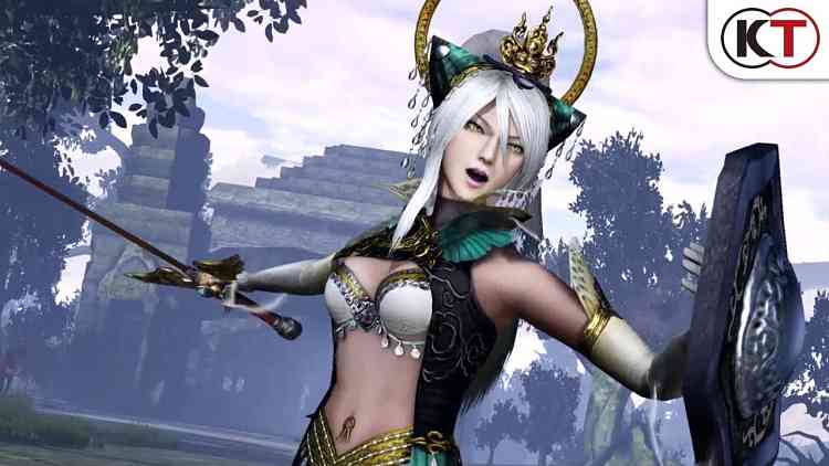 Warriors Orochi 4 Nu Wa Trailer