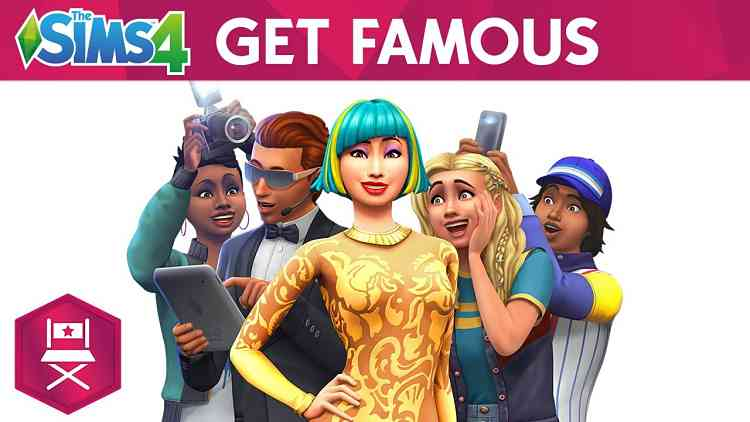 The Sims 4 Get Famous Releases in November