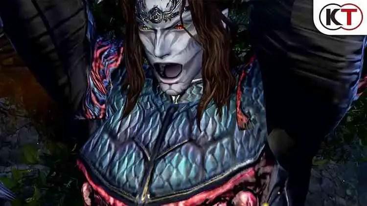 Warriors Orochi 4 Orochi Trailer