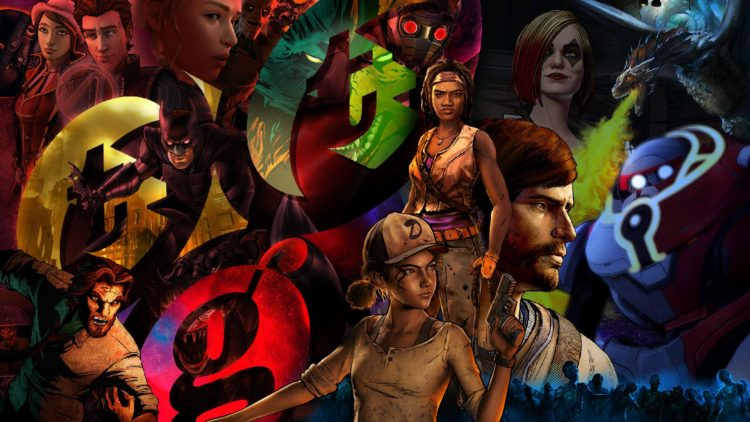 Telltale Games has removed their games from Steam