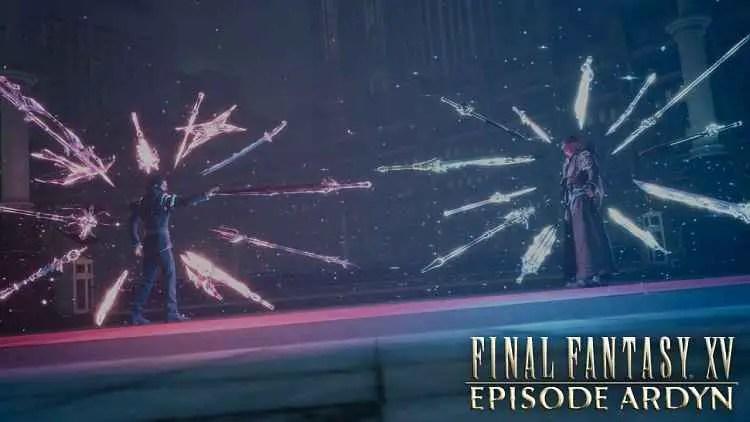 Final Fantasy XV Episode Ardyn Trailer