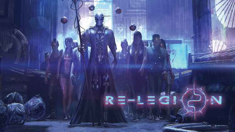 Re-Legion RTS Announcement Trailer