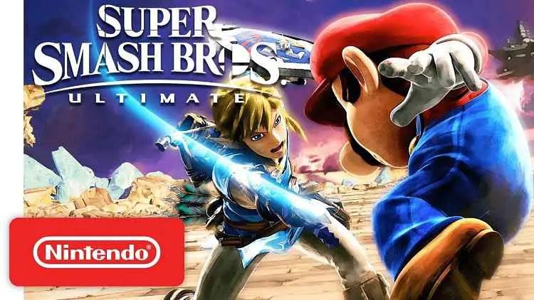 Super Smash Bros. Ultimate New CG Trailer