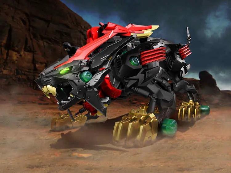 Zoids Wild: King of Blast Teaser Trailer