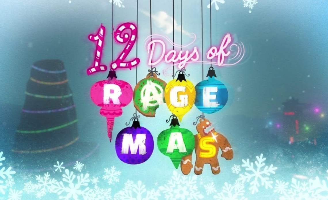 "Rage 2 publishes ""12 Days of Ragemas"" holiday video"