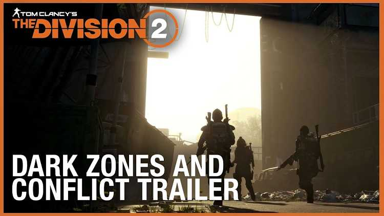 The Division 2 Multiplayer Trailer
