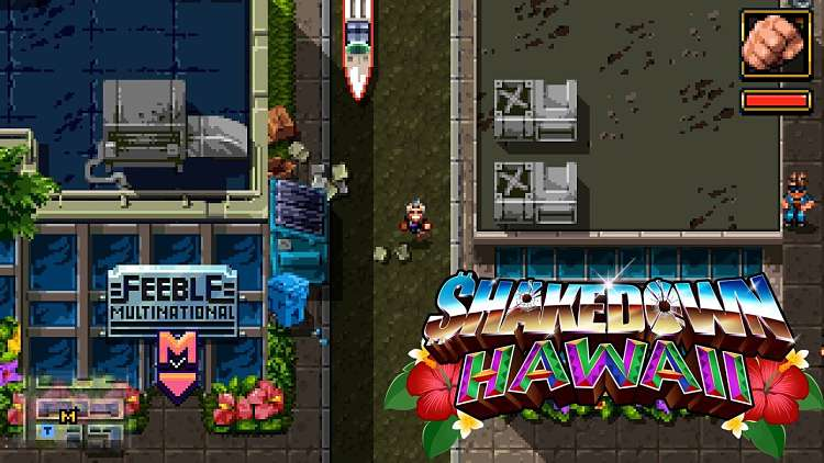 Shakedown: Hawaii Gameplay Trailer