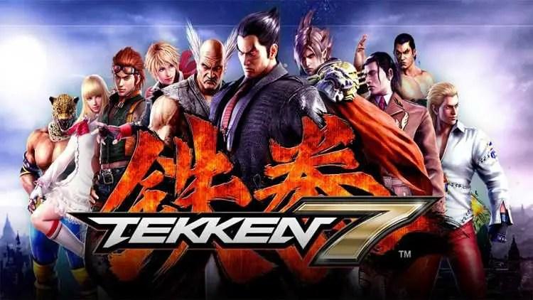 Armor King, Craig Marduk, and Julia announced for Tekken 7