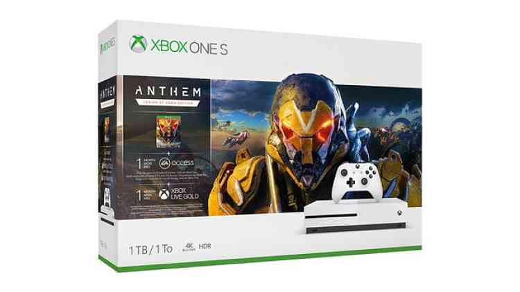The Division 2, Anthem Getting Xbox One Bundles