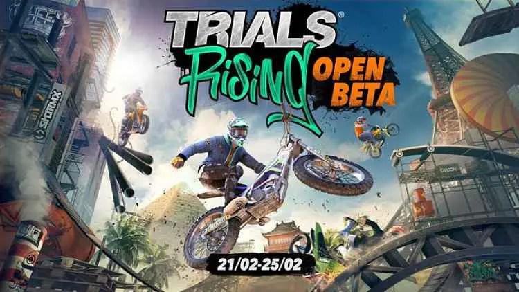 Trials Rising Beta Date Announced