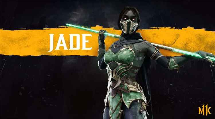 Mortal Kombat 11 Reveals Jade as a New Addition