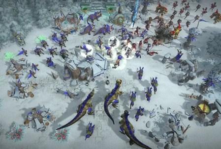 Warparty Gameplay