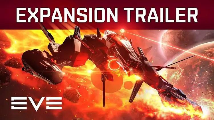 EVE Online Invasion Trailer