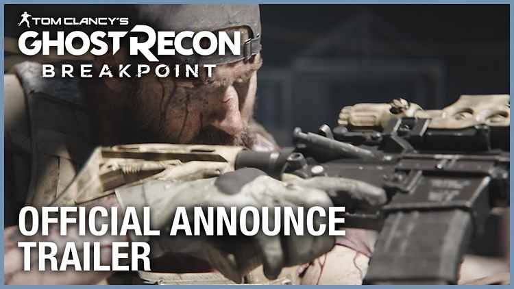 Ghost Recon Breakpoint Release Date Announced