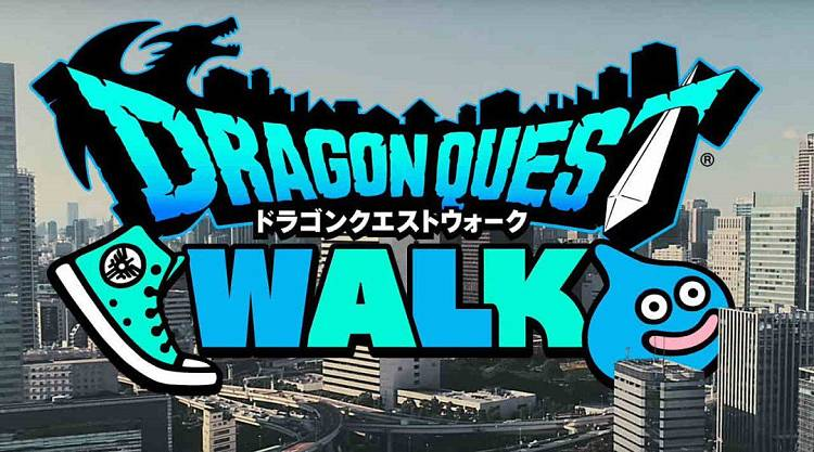 Dragon Quest Walk Announced for Mobile in Japan