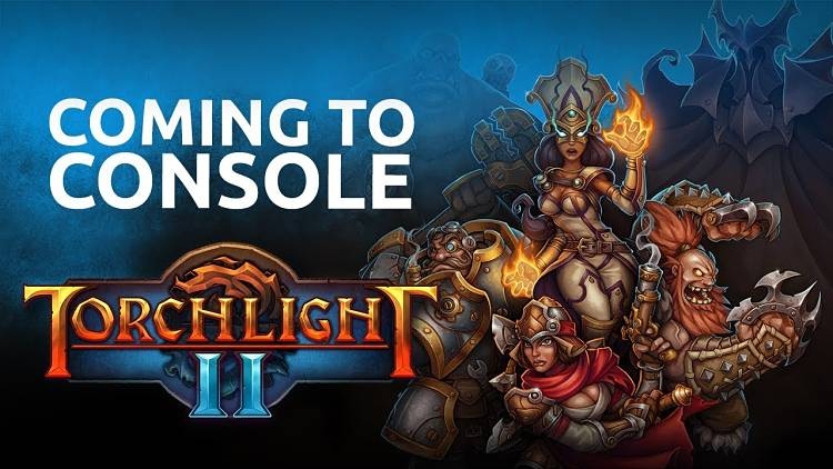 Torchlight 2 is Jumping to Consoles